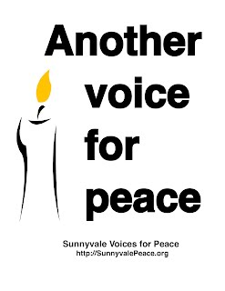 Sunnyvale Voices for Peace logo