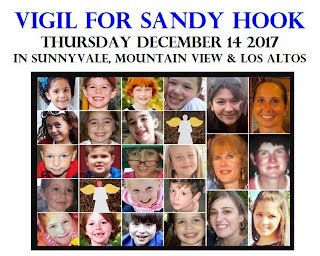 December 14 Vigil for Sandy Hook picture